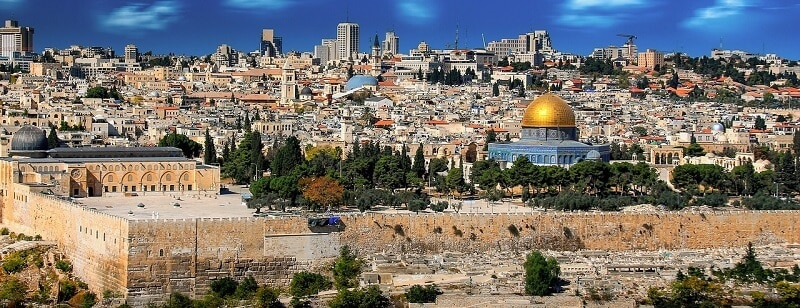 פעילות גיבוש ביום ירושלים