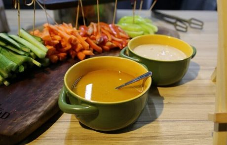 דוכן אוכל נייד – האוכל שהולך אחרינו